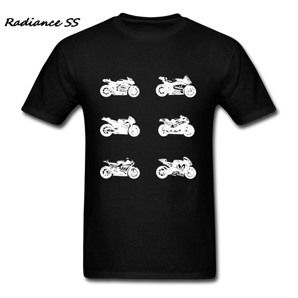 Design t shirt motocross - T Shirts Men Motocross Short Sleeve Motorcycle Clothing Tee Shirts Retro Graphic Men Tshirt Plus Size