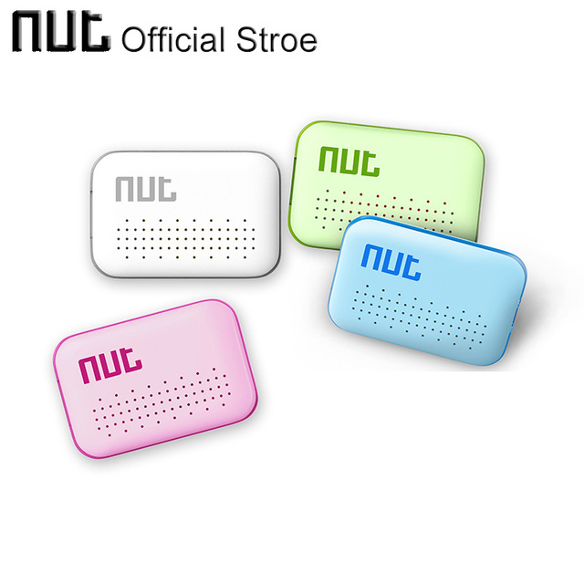NUT Mini Smart Tag Key Finder Itag Bluetooth Gps Tracker Pet Locator Luggage Wallet Purse Phone Key Anti Lost Car-detector 8266