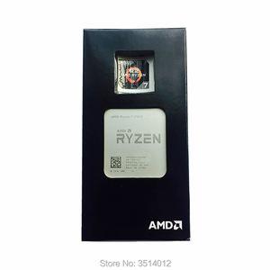 Image 1 - AMD Ryzen 7 1700X R7 1700X3.4 GHz Otto Core CPU Processore YD170XBCM88AE Presa AM4