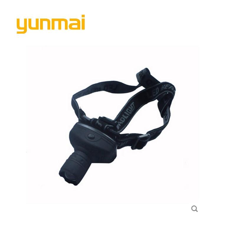 Leistungsstarke 600Lm NEUE Q5/XPE ZOOM LED Scheinwerfer Wasserdicht Kopf licht Lampe Scheinwerfer Taschenlampe AAA Batterie Bike Reiten lampe