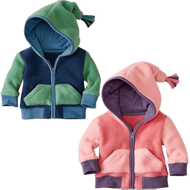 Европейский Стиль Новый 2016 Зима Baby Boy Девушки Пальто детский Clothing Теплый Траншеи Утолщение Дети Пальто Куртки 3 ~ 24 месяц