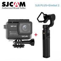 Original SJCAM SJ8 Stabilizer Action Cameras 4K 1200mAh Waterproof Sport Action Cam WiFi Remote Video Camera HD DVR Car Camera
