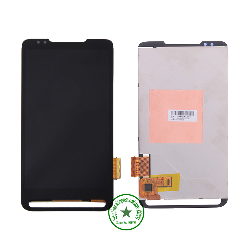 все цены на  Wholesale NEW Replacement Glass Sensor Panel Touch Screen Digitizer LCD Display Assembly For HTC HD2 T8585 Mobile Parts  онлайн