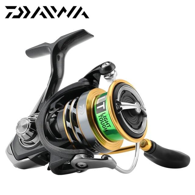 DAIWA EXCELER LT 1000DXH 2000DXH 2500DXH 3000CXH 4000DCXH 5000DCXH 6000DH Spinning Fishing Reel High Gear Ratio 5BB LT Body