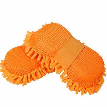 Щетка из микрофибры для мытья автомобиля, FLARESTAR