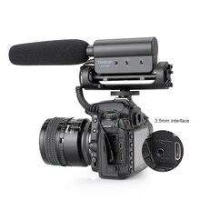 Takstar SGC-598 Photography Interview Lecture Conference Shotgun MIC Microphone for Nikon Canon DSLR Camera P0025716