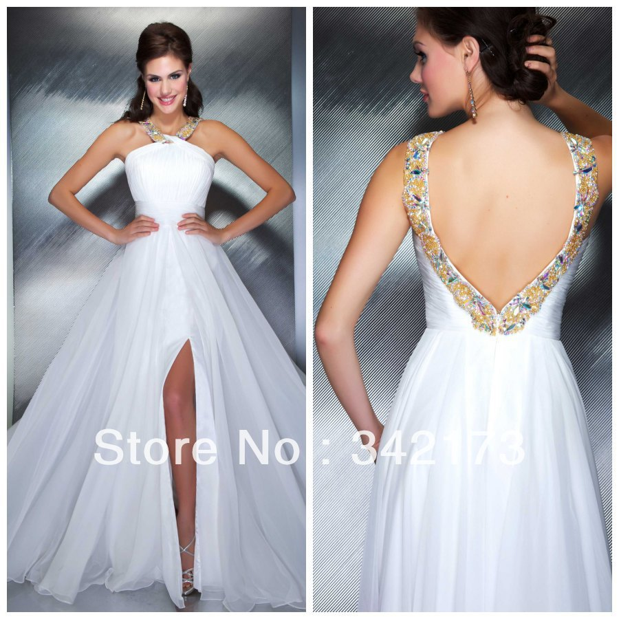 White Grecian Prom Dresses Dress Images