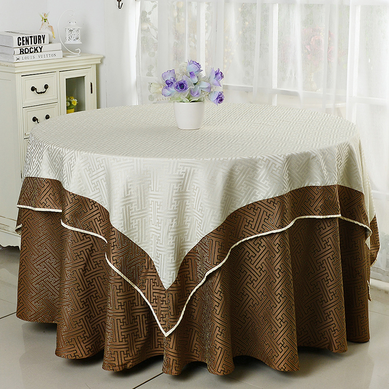Cloth Sofa Best Leather Cleaners Jacquard Table Damask Cover For Wedding Tables ...