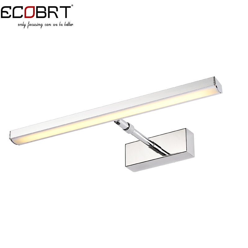 Modern Adjustable Arm Bathroom Mirror Light Light Led Wall Surface Mounted Mounted 7w