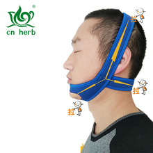 Cn Herb Correction Mouth To Sleep Prevent Breathing Snoring With Chin Dislocation Belt