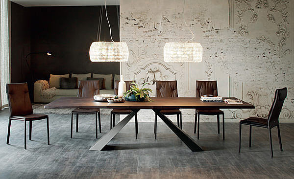 American country furniture loft Nordic fashion industry style dining ...
