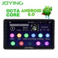 Радуясь 10,1 ''4 ГБ оперативной памяти Octa 8 Core Android 8,0 Штатная 2 Дин Радио стерео Мультимедийный Плеер android auto поддержка Carpaly