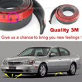 Bumper Lip Deflector Lips For Nissan Cefiro A33 J31 J32 L33 / Front Spoiler Skirt For Auto to Car Tuning View / Body Kit / Strip