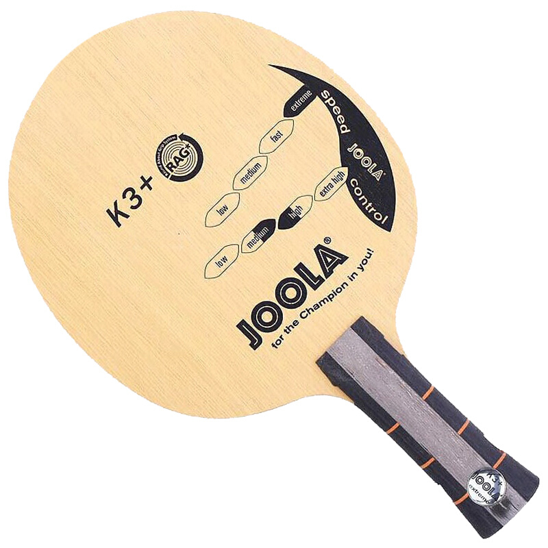 Joola K3+ (K3 PLUS, LOOP, 7 Ply Wood) Table Tennis Blade Racket Ping Pong Bat original hrt rosewood nct vii table tennis ping pong blade 7 ply wood