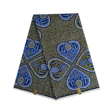 2019 New arrival atiku fabric nigeria women wax ankara style dutch printed in hot sale for african woman cloth
