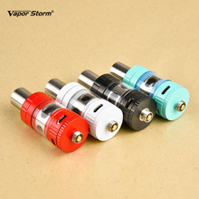 Tank-Atomizer Replaceable-Coil Cigarette-Tank Glass Adjustable Clearance-Sales Electronic