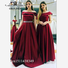 180a03e707ebc Buy red silver prom dresses and get free shipping on AliExpress.com