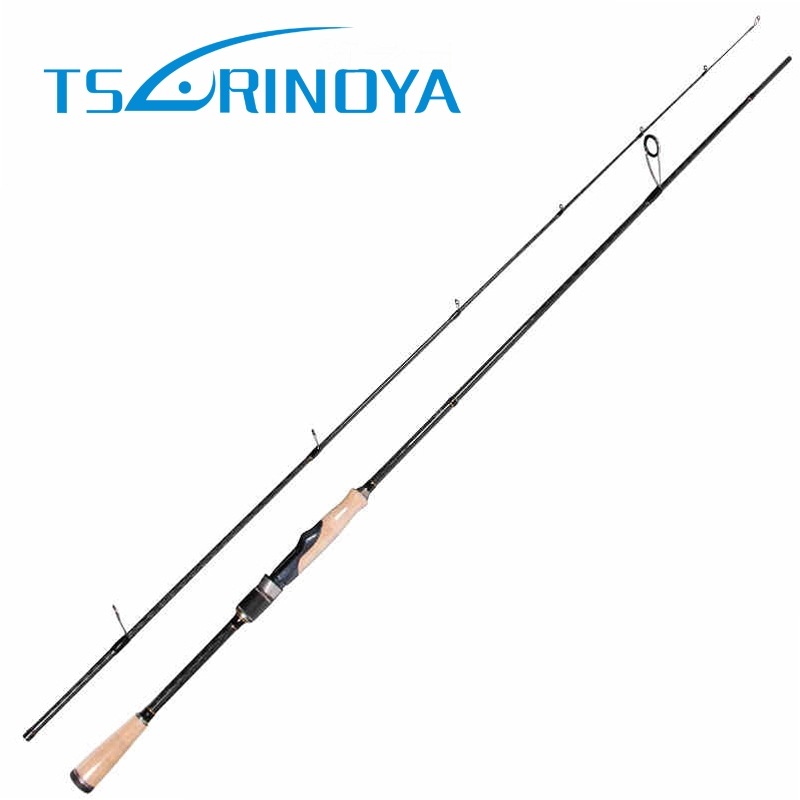 Tsurinoya High Carbon 2.01m/2.1m ML Power Spinning Rod