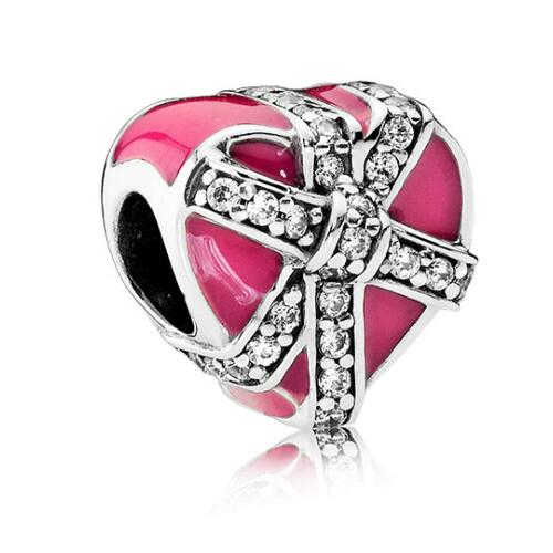 Hot Selling Silver Color Strawberry Anchor House Cross European Alloy Beads Fit Pandora Charms Bracelets Women DIY Making Bijoux