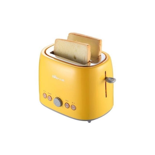 china bear  bread toaster DSL-606  220v 1