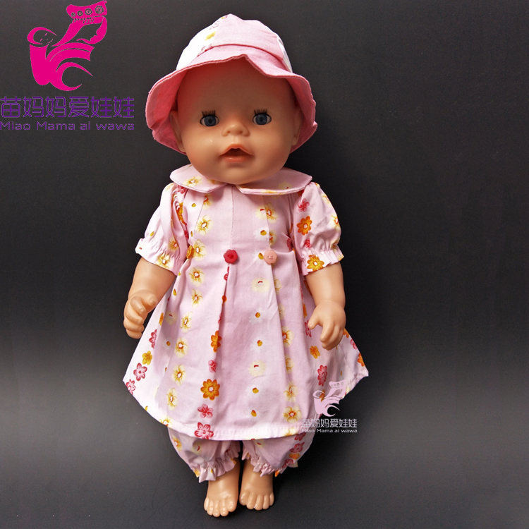 18 inch Baby born dolls  Clothes and trouserssets also fit for 45CM american girl dolls outwear suit