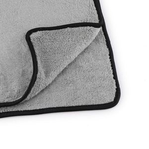 Image 5 - Super Absorbency Car Cleaning Cloth 100X40CM Premium Microfiber Auto Towel Ultra Size Towel One Time Drying The Whole Vehicles