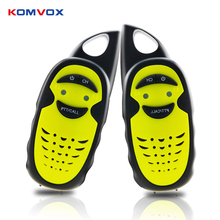 Mini talkie walkie pour enfants Radios bidirectionnelles avec commutateur à 3 canaux UHF400 47OMHZ interphone à 3KM pour enfants