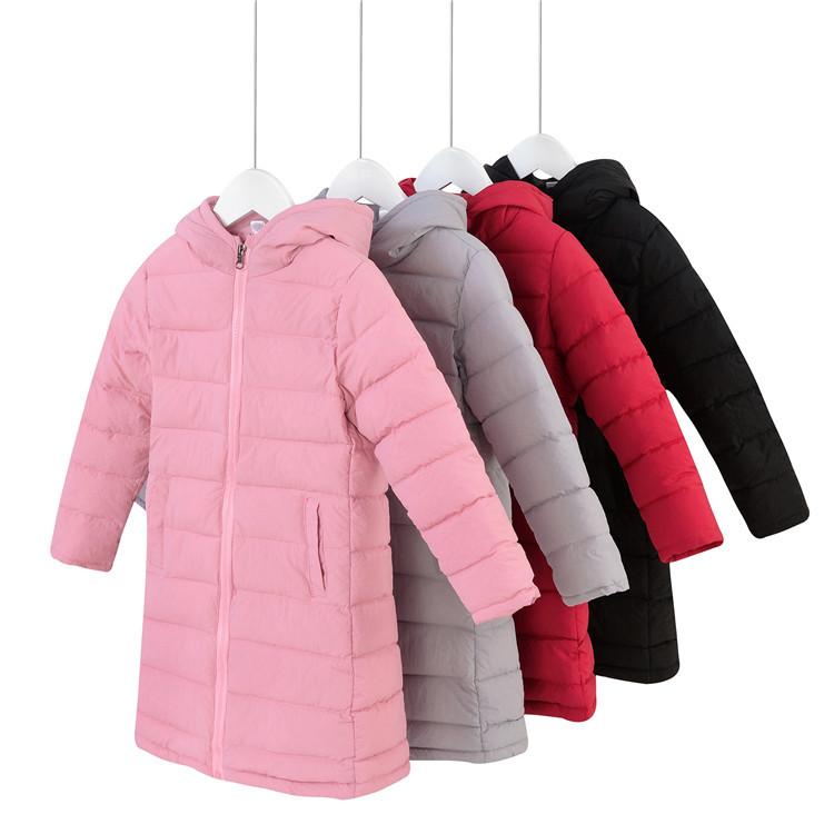 Girls Outerwear  New 2019 Fashion Children's Coats Boys Kids Coat Hoodies Windbreakers Boys Outerwear  3-14T For Autumn Winter