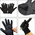 HOT Kevlar Gloves Proof Protect Stainless Steel Wire Safety Cut Metal Mesh Butcher Anti-cutting Breathable Work Gloves Wholesale