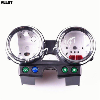 ABS Speedometer Gauge Case Shell Cover For Kawasaki ZRX400 1995 1996 1997