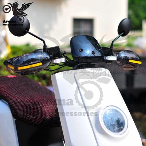 Մոտոցիկլետ ձեռքի պահապան պաշտպան, - Պարագաներ եւ պահեստամասերի համար մոտոցիկլետների - Լուսանկար 5