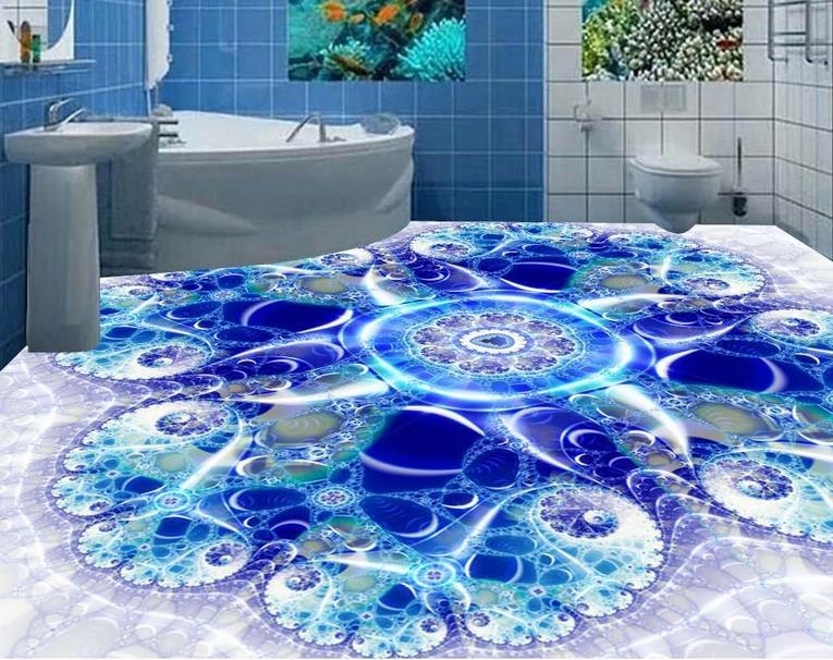 3d Floor Customized Wallpaper 3d Floor Murals Creative