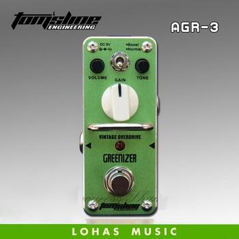 TOM'SLINE AGR-3 GREENIZER Classical overload / Guitar effects pedal