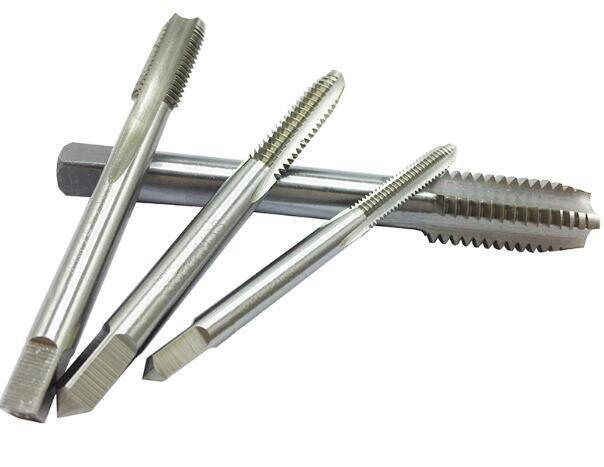1pc HSS Machine 10-40 UNS Plug Tap and 1pc 10-40 UNS Die Threading Tool
