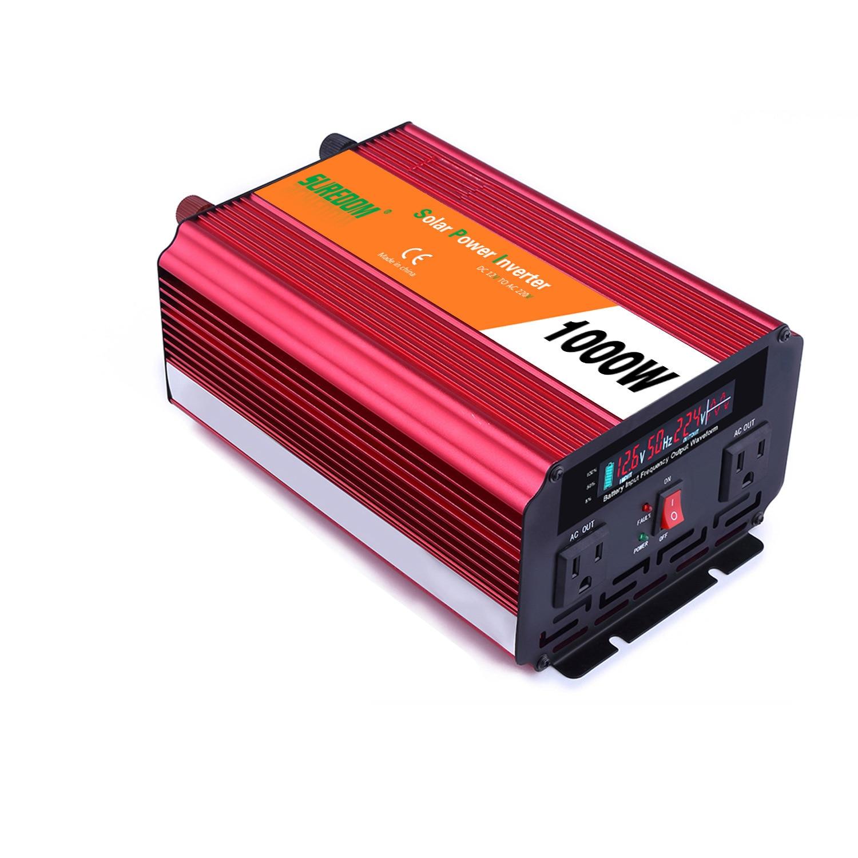Напряжение переменного тока 110 В/100 В до 220 В трансформатор с защитой от выключателя компактный дизайн только 750 г - 3