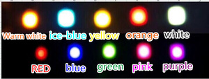 Image 2 - 1000Pcs 0805 Flash Led Smd Diodes Warm Wit Rood Blauw Groen Geel Oranje Rgb Light Emitting Diod Alto 0805 blink Kleur Veranderen