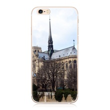 Silicone iPhone Cases with Beautiful Sceneries