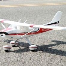 6CH Mini Cessna 182 EPO 928 мм Дополнительный RTF PNP комплект RC масштабная модель самолета обучение новичков
