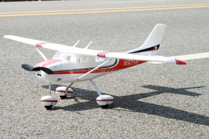6CH Mini Cessna 182 EPO 928 мм опционально RTF PNP Набор RC масштаб модель самолет обучение
