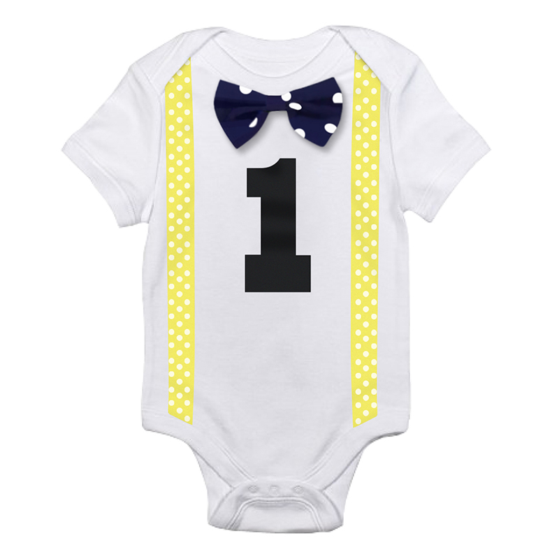 Summer Newborn Baby Cotton Romper 0-12 Months Boy Girl One Printed Jumpsuit Baby Kids Clothes First Birthday Party Wear Outfit