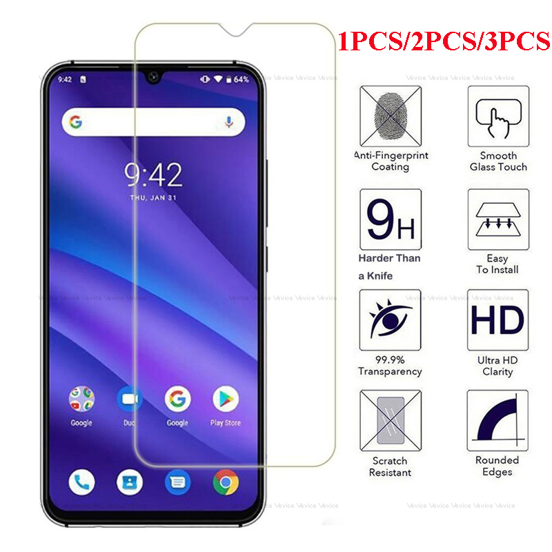 9H Tempered Glass For Umidigi A5 Pro 6.3inch Protective Glass Ultra Thin Screen Protector For UMIDIGI Umi A5 A 5 PRO Glass Film