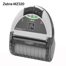 Zebra ez320 mobile bar code drucker bluetooth 80mm protable thermo-etikettendrucker zebra mini belegdrucker