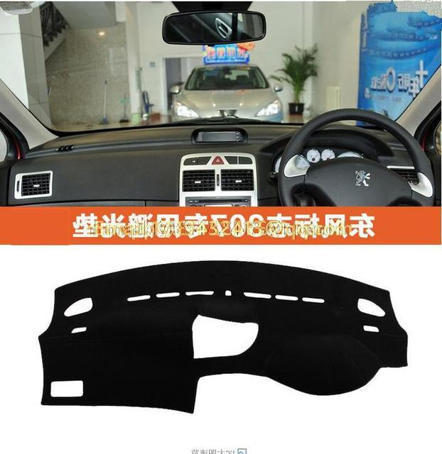 dashmats car styling accessories dashboard cover for peugeot 307 RHD ...