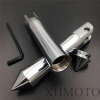 For Honda CBR F2 F3 F4 F4i 600 RR 900RR 929RR 954RR 1000RR Front Spike Motorcycle Part Foot Pegs