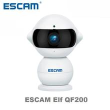 ESCAM QF200 HD 960P IP Security Camera Network Wifi Cam Wireless Mini Camera CCTV indoor Home Cameras IR WI-FI ipcam