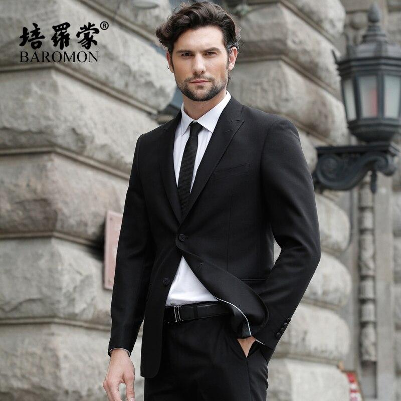 BAROMON suit men\'s business suits suit male marriage suit dress ...