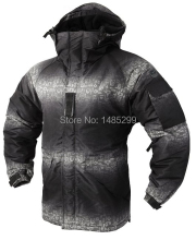 New Premium SouthPlay Men's Waterproof 10,000mm Outerwear Hood Double Closed Camo North Jacket