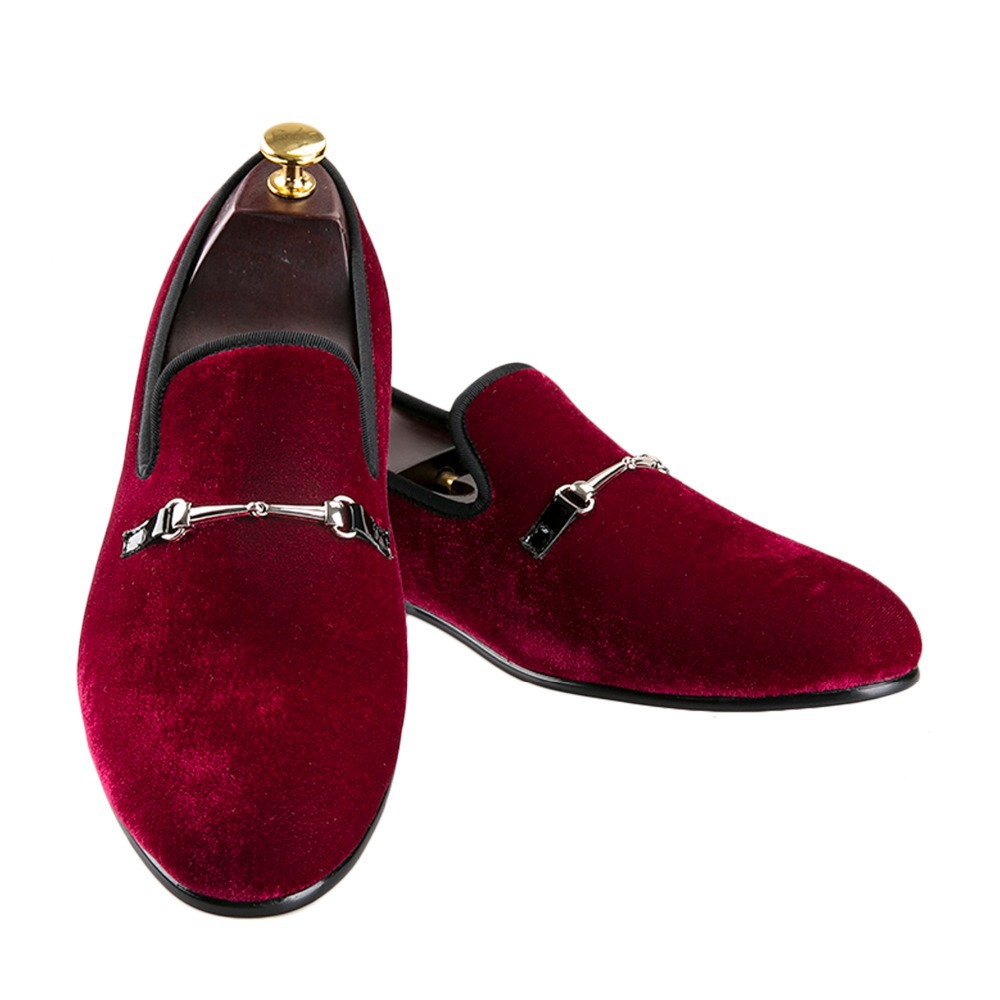 Red Prom Shoes For Men