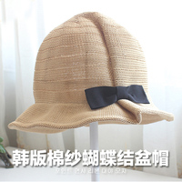 2016 Hot New Vintage Kids Child Boy Girl Hats Cotton Crushable Wide Large Brim Floppy Cloche