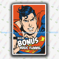 D27-633 Супермен Наклейки Ноутбук/холодильник/скейтборд/случай вагонетки/рюкзак/Столы/книга наклейки наклейки ИЗ ПВХ NO929